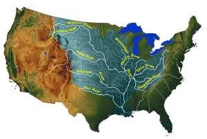 Mississippi River Watershed copy